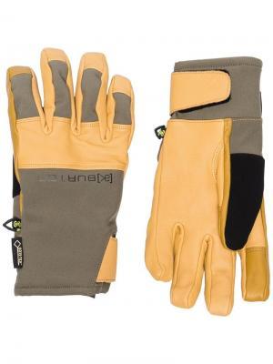 Перчатки Gor Tex Burton Ak. Цвет: желтый