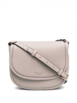 Большая сумка через плечо Roulette Kate Spade. Цвет: нейтральные цвета