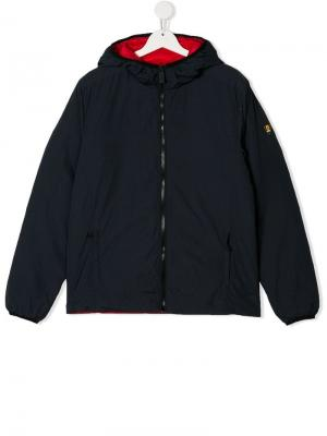 Reversible padded jacket Ciesse Piumini Junior. Цвет: синий