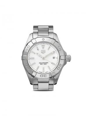 Aquaracer Quartz 27mm Tag Heuer. Цвет: white