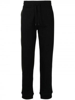 Спортивные брюки с логотипом A.P.C.. Цвет: черный