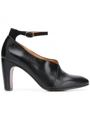 Anis ankle strap pumps Chie Mihara. Цвет: черный