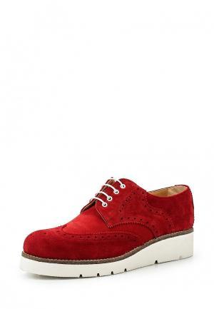 Ботинки Ana Lublin. Цвет: красный