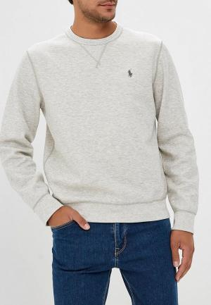 Свитшот Polo Ralph Lauren. Цвет: серый