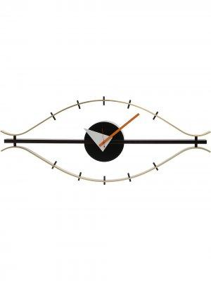 Настенные часы Eye Vitra. Цвет: золотистый
