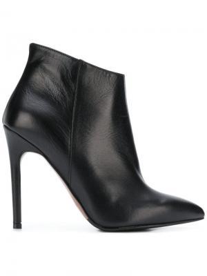 Ankle boots Albano. Цвет: черный