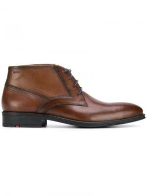Туфли на шнуровке Gabun Lloyd. Цвет: коричневый