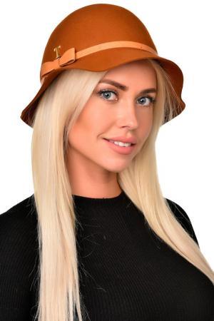 Шляпа Tonak. Цвет: горчичный