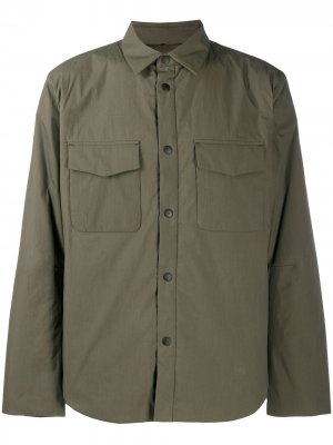 Куртка-рубашка Jack Rag & Bone. Цвет: зеленый