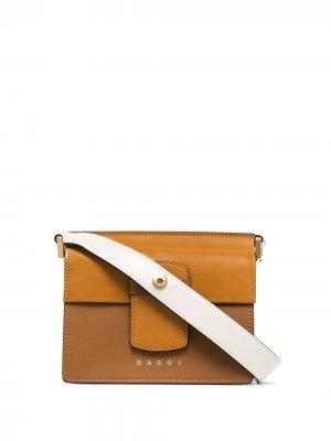 Маленькая сумка на плечо Severine Marni. Цвет: белый