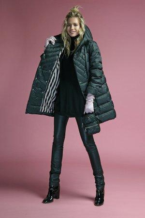 Куртка Naumi. Цвет: black