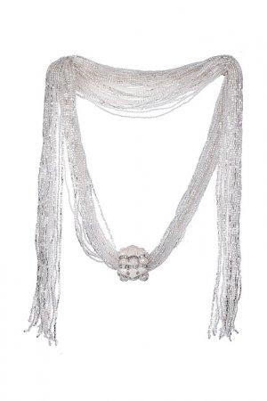 Ожерелье ZECCHIN VENICE. Цвет: белый