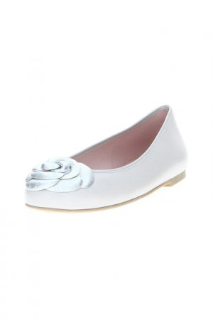 Балетки Pretty Ballerinas. Цвет: серый