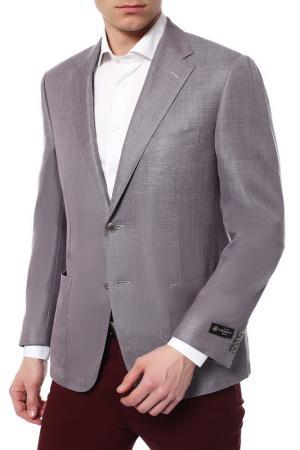 Пиджак CORNELIANI. Цвет: сиреневый