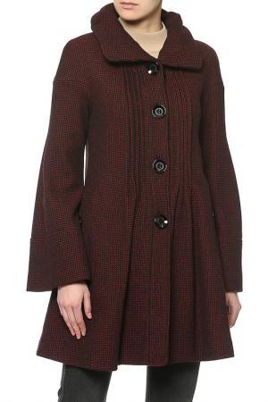 Пальто Roccobarocco. Цвет: virgin wool
