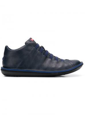 Кроссовки с эластичными ремешками Camper. Цвет: синий