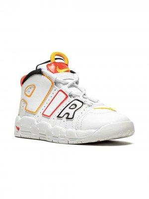 Air More Uptempo (TD) sneakers Nike Kids. Цвет: белый