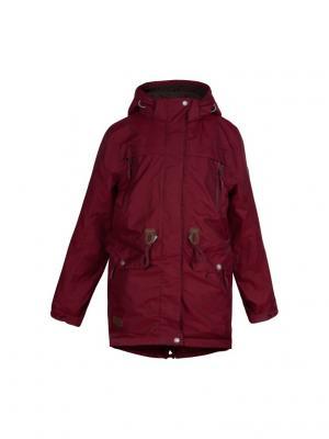 Куртка atPlay. Цвет: бордовый
