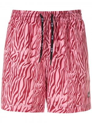 Шорты Oxford Zebra Àlg. Цвет: розовый
