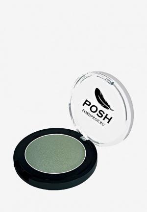 Тени для век Posh. Цвет: зеленый