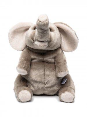 Мягкая игрушка слон Basile 35 см La Pelucherie. Цвет: серый