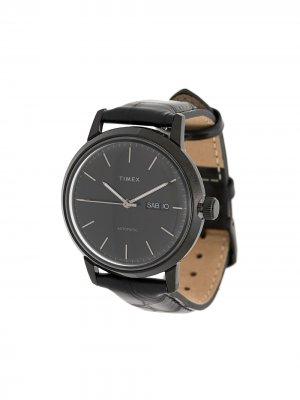 Наручные часы Marlin 40 мм TIMEX. Цвет: черный