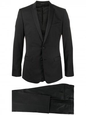 Вечерний костюм-двойка Dolce & Gabbana. Цвет: черный