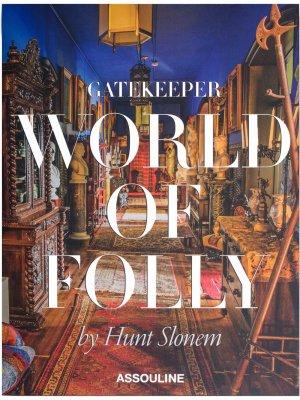 Книга Gatekeeper: World of Folly Assouline. Цвет: as sample