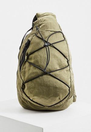 Рюкзак C.P. Company. Цвет: хаки