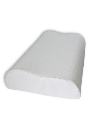 Подушка эргономика Smart-Textile. Цвет: белый