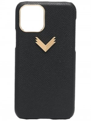 Чехол для iPhone 11 Pro из коллаборации с Velante Manokhi. Цвет: черный
