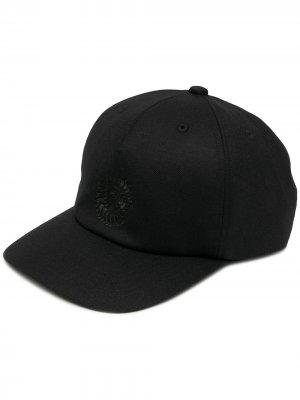 Бейсболка с логотипом Undercover. Цвет: черный