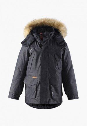 Куртка горнолыжная Reima. Цвет: серый