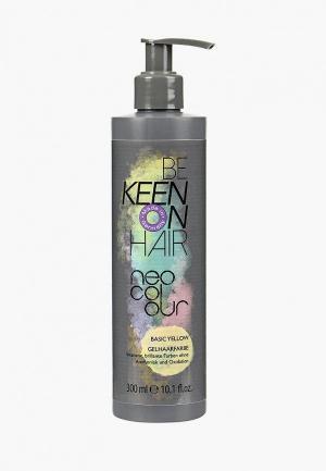 Тонирующее средство для волос Keen. Цвет: прозрачный
