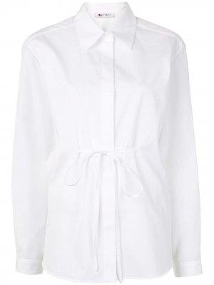 Рубашка с кулиской Ports 1961. Цвет: белый