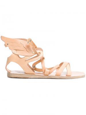 Сандалии Nephele Ancient Greek Sandals. Цвет: нейтральные цвета