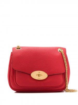 Маленькая сумка на плечо Darley Mulberry. Цвет: оранжевый