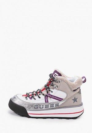 Ботинки Guess. Цвет: разноцветный