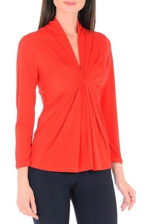 Блузка Alina Assi. Цвет: красный