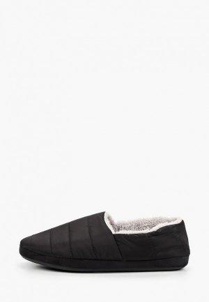 Тапочки Beppi. Цвет: черный