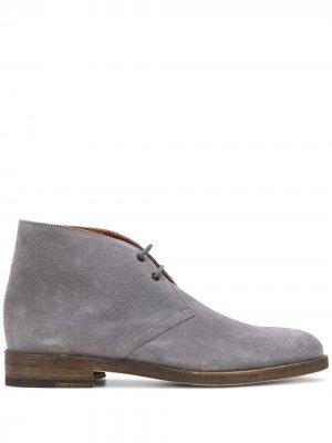 Ботинки дезерты Missoni. Цвет: серый