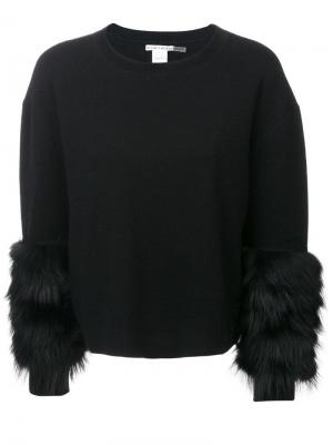 Shiela jumper Alice+Olivia. Цвет: черный