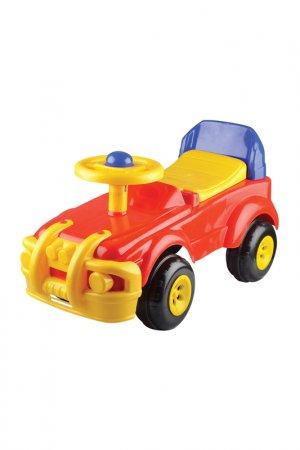 Машинка-каталка Terides. Цвет: красный