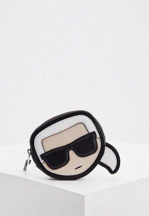 Кошелек Karl Lagerfeld. Цвет: разноцветный