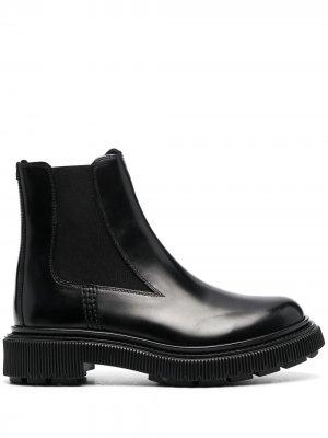Ботинки челси Type 146 Adieu Paris. Цвет: черный