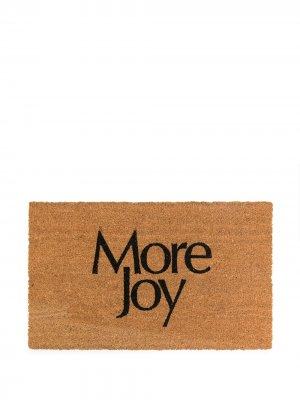 Придверный коврик More Joy. Цвет: коричневый