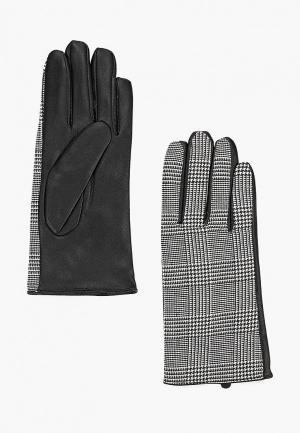 Перчатки Befree. Цвет: серый