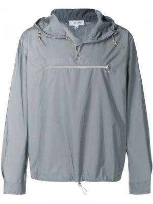 Куртка с капюшоном Newill Soulland. Цвет: металлик
