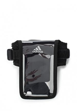 Чехол для IPhone adidas Performance. Цвет: черный