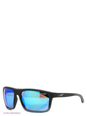 Очки солнцезащитные SANDBANK ARNETTE. Цвет: голубой